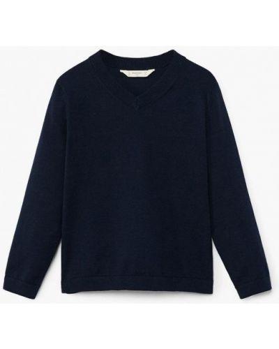 Синий свитер Mango Kids