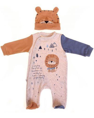 Комбинезон - бежевый Tongs Baby