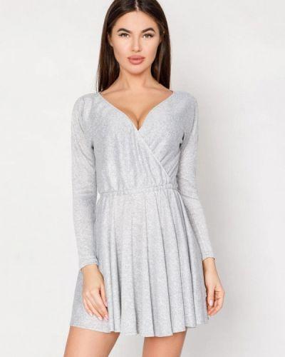Однобортное платье Gepur
