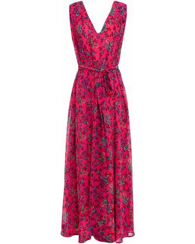 Платье макси - розовое Claudie Pierlot