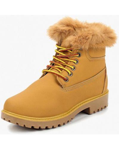 Ботинки осенние коричневые Ws Shoes