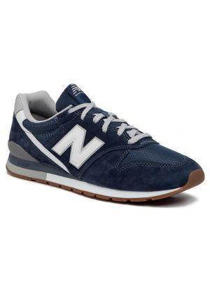 Skórzane sneakersy zamszowe New Balance