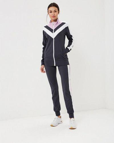 Спортивный костюм серый Sitlly