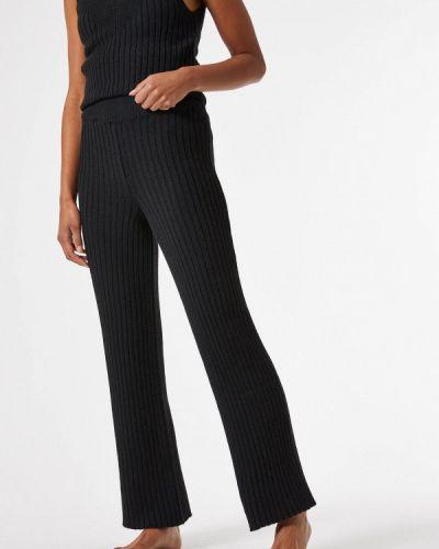 Повседневные черные брюки Dorothy Perkins