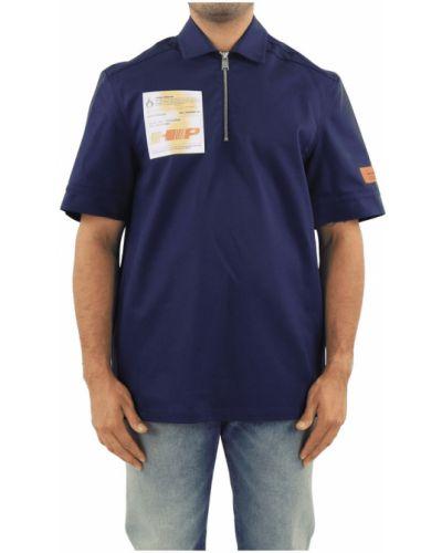 Koszula - niebieska Heron Preston