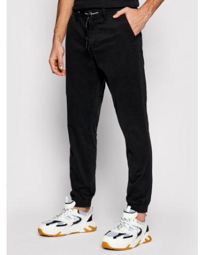 Joggery - czarne Calvin Klein Jeans
