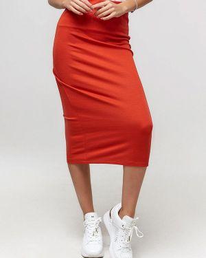 Юбка - оранжевая Ora