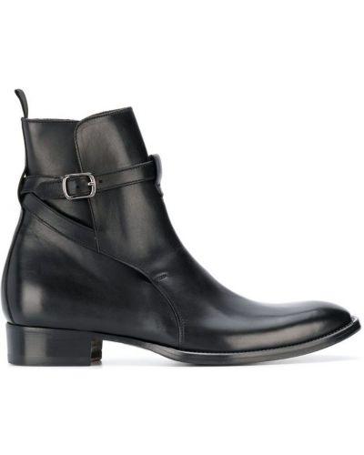 Ботильоны кожаный для обуви Marc Ellis