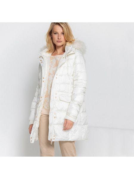Зимняя куртка с капюшоном утепленная Anne Weyburn