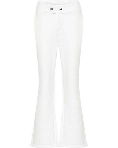 Белые брюки Bogner