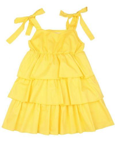 Żółta sukienka Vicolo