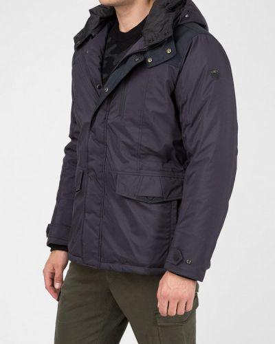 Утепленная куртка - серая Cmp