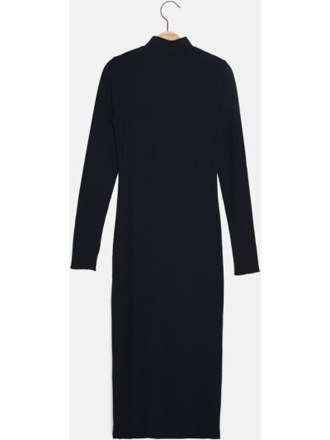 Платье - синее Trendyol