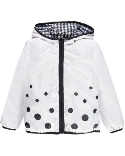 Куртка двусторонняя белая Brums