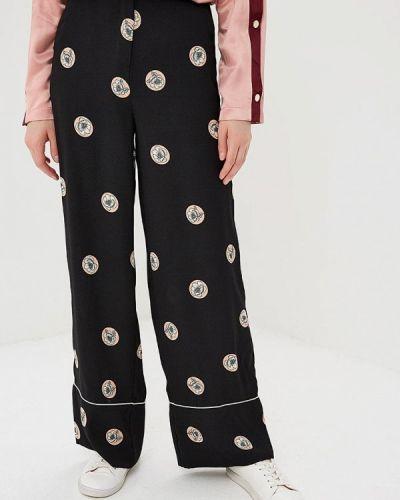 Черные брюки Topshop