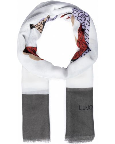 Beżowa szal Liu Jo