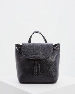 Рюкзак итальянский черный Coccinelle