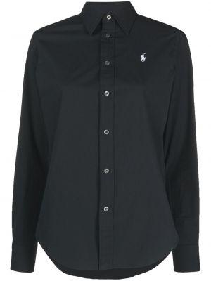 Klasyczna koszula, czarny Polo Ralph Lauren