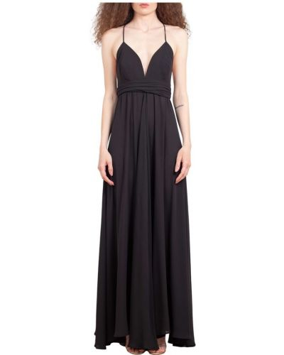 Czarna sukienka Maesta