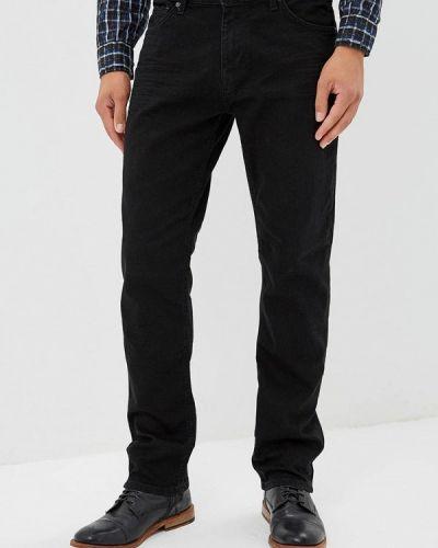 Черные прямые джинсы Colin's