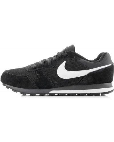 Кроссовки беговые резиновые на шнуровке Nike