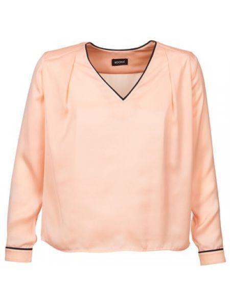 Beżowa bluzka Kookai