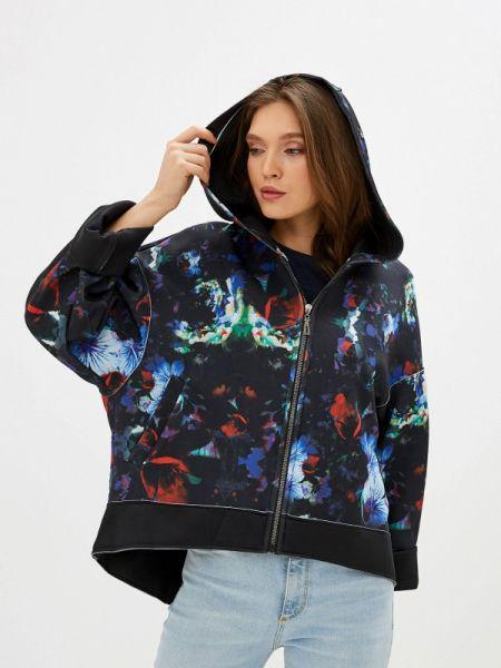 Куртка черная весенняя Love Vita