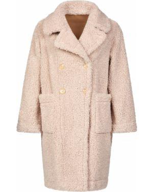 Пальто с капюшоном Twin-set