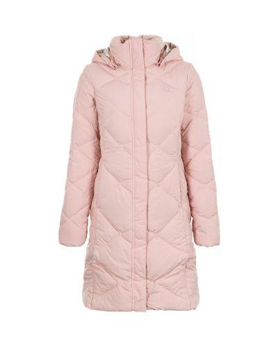 Куртка с капюшоном длинная спортивная The North Face