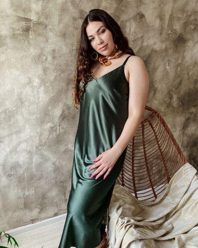 Облегающее платье на бретелях Grandua