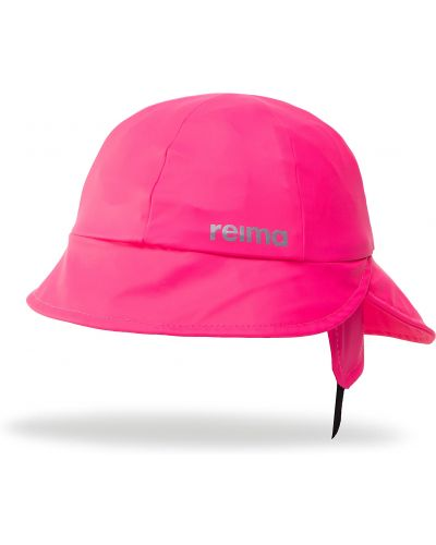 Różowy czapka beanie Reima