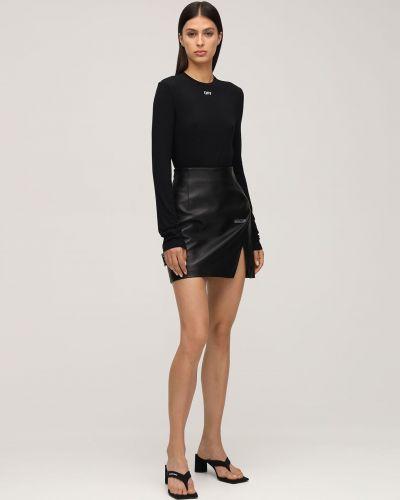 Baza czarny koszula Off-white