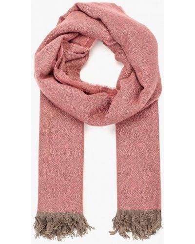 Розовый палантин итальянский Sophie Ramage