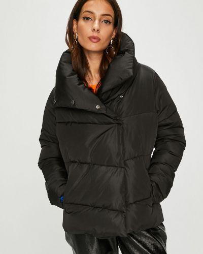 Утепленная куртка укороченная прямая Answear