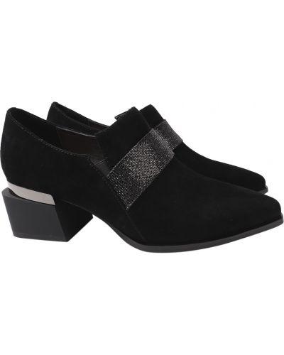 Туфли - черные Angelo Vani