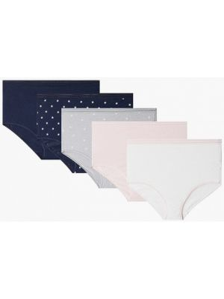 Трусы розовый набор Marks & Spencer