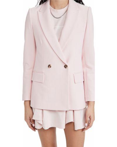 Клубный удлиненный пиджак двубортный с подкладкой Club Monaco