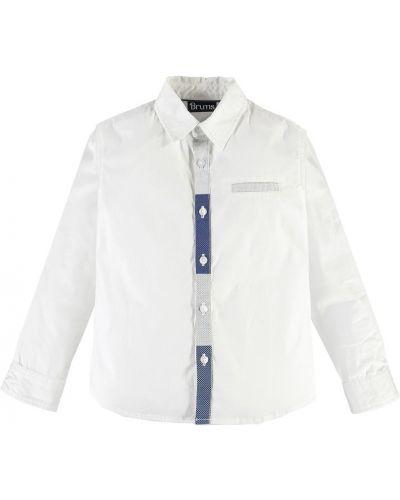 Белая рубашка Brums