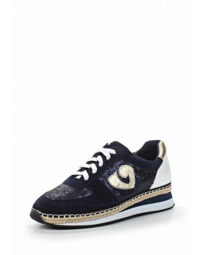 Синие кроссовки Winzor