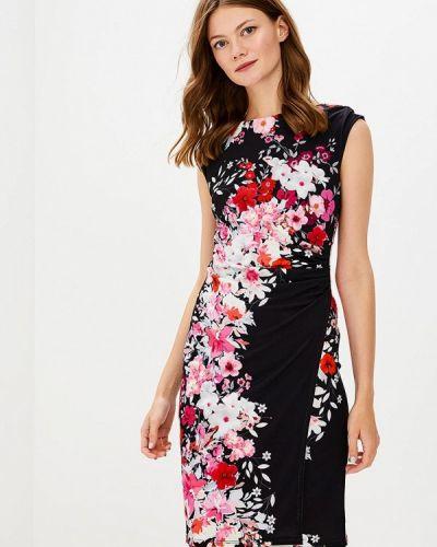 Черное платье осеннее Wallis