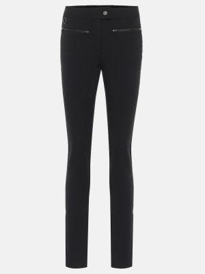 Czarne legginsy z wiskozy Erin Snow