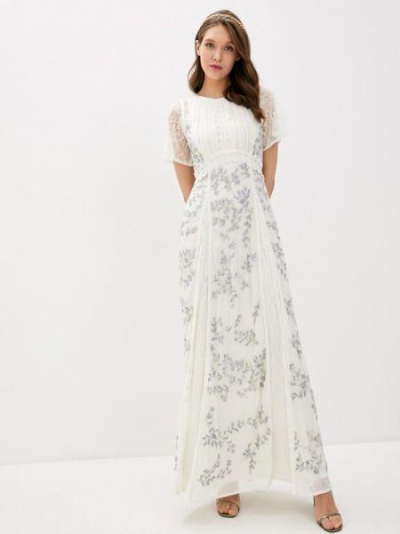 Вечернее платье весеннее Frock And Frill