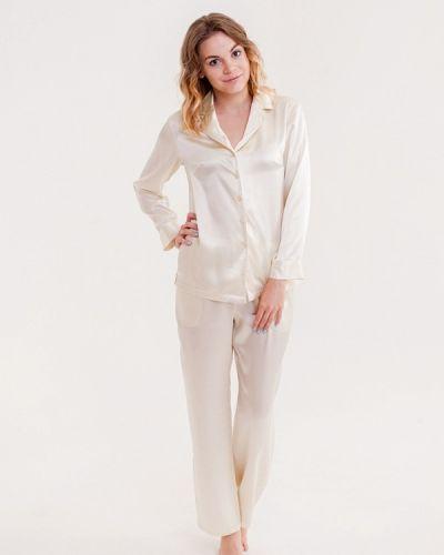 Белая пижама Mia-mia