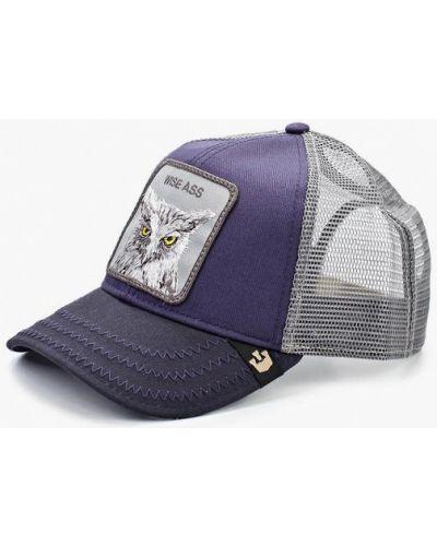 Бейсболка фиолетовый Goorin Brothers