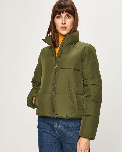 Куртка с капюшоном стеганая укороченная Jacqueline De Yong