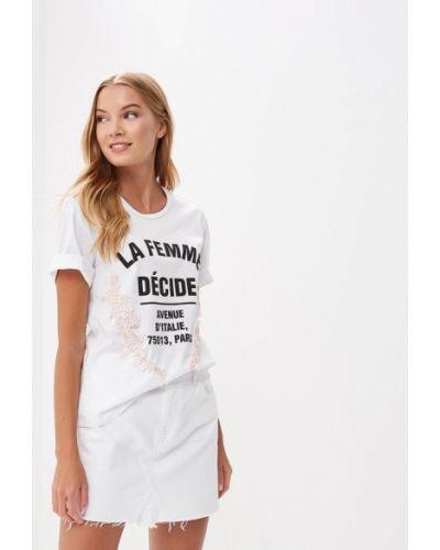 Белая футболка Imperial