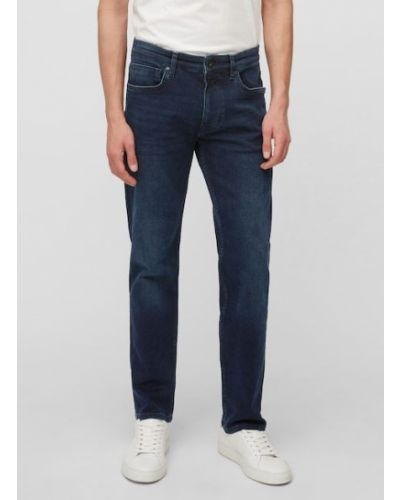 Czarne mom jeans bawełniane Marc O Polo