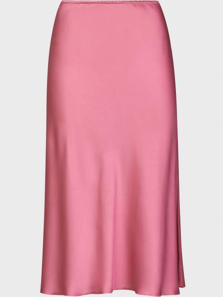 Юбка из полиэстера - розовая Vicolo