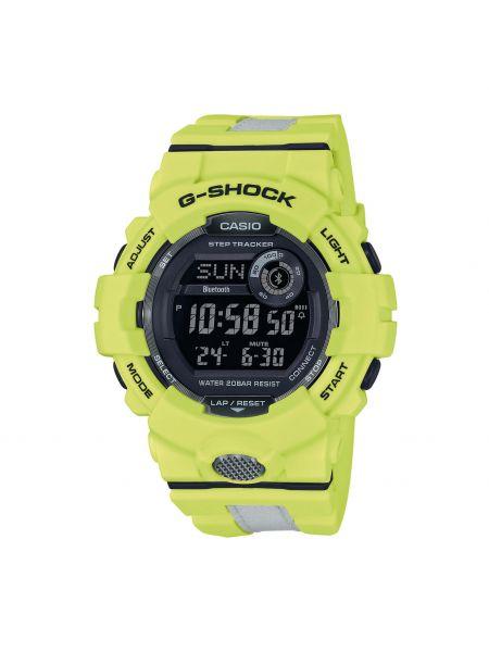 Zegarek - żółty G Shock