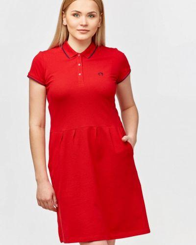 Платье - красное Campione